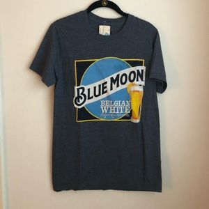 Blue Moon Beer Shirt Urban Outfitters *NEW*